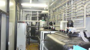 Evaporator Interior