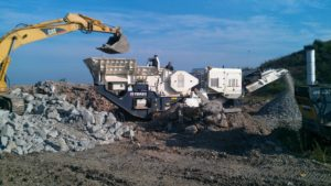 Concasare beton 3